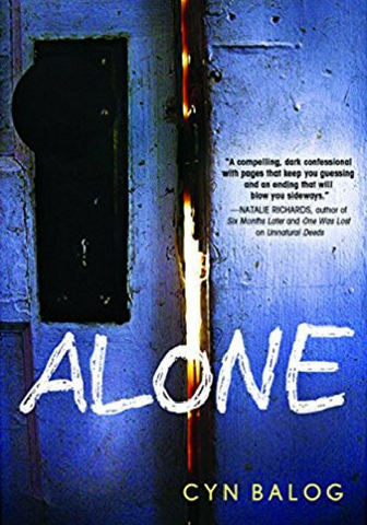 Alone is a new teen book.