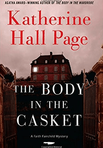 The Body in the Casket is a new adult mystery.