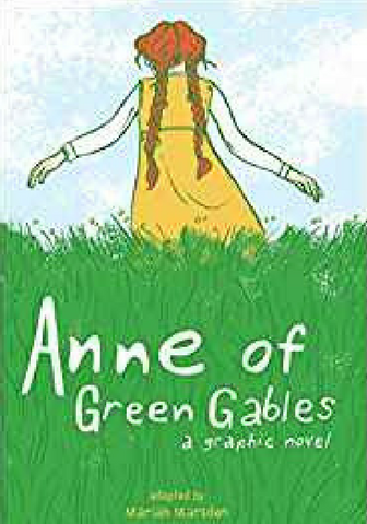 Anne of Green Gables is a new children's graphic novel.