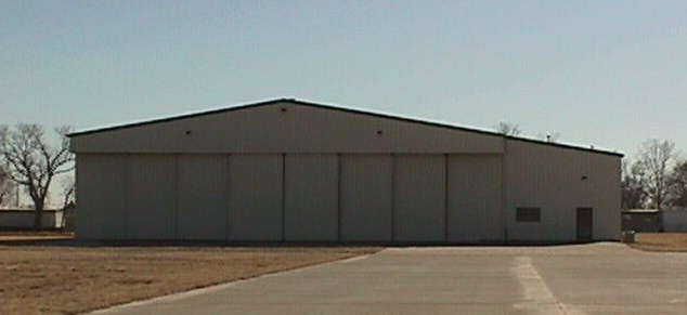 New Aircraft Maintenance Facility