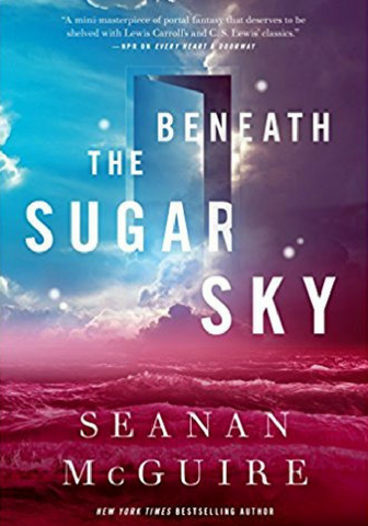 Beneath the Sugar Sky is a new adult fantasy book.