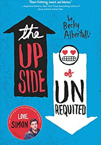 The Upside of Unrequited is a new teen fiction book.
