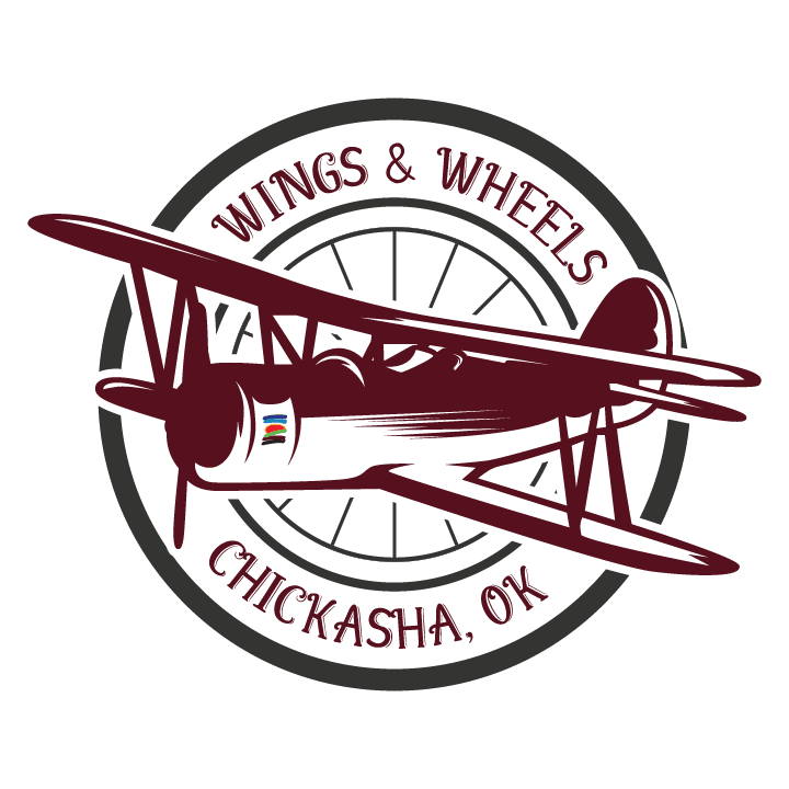 Wheels and Wings Logo