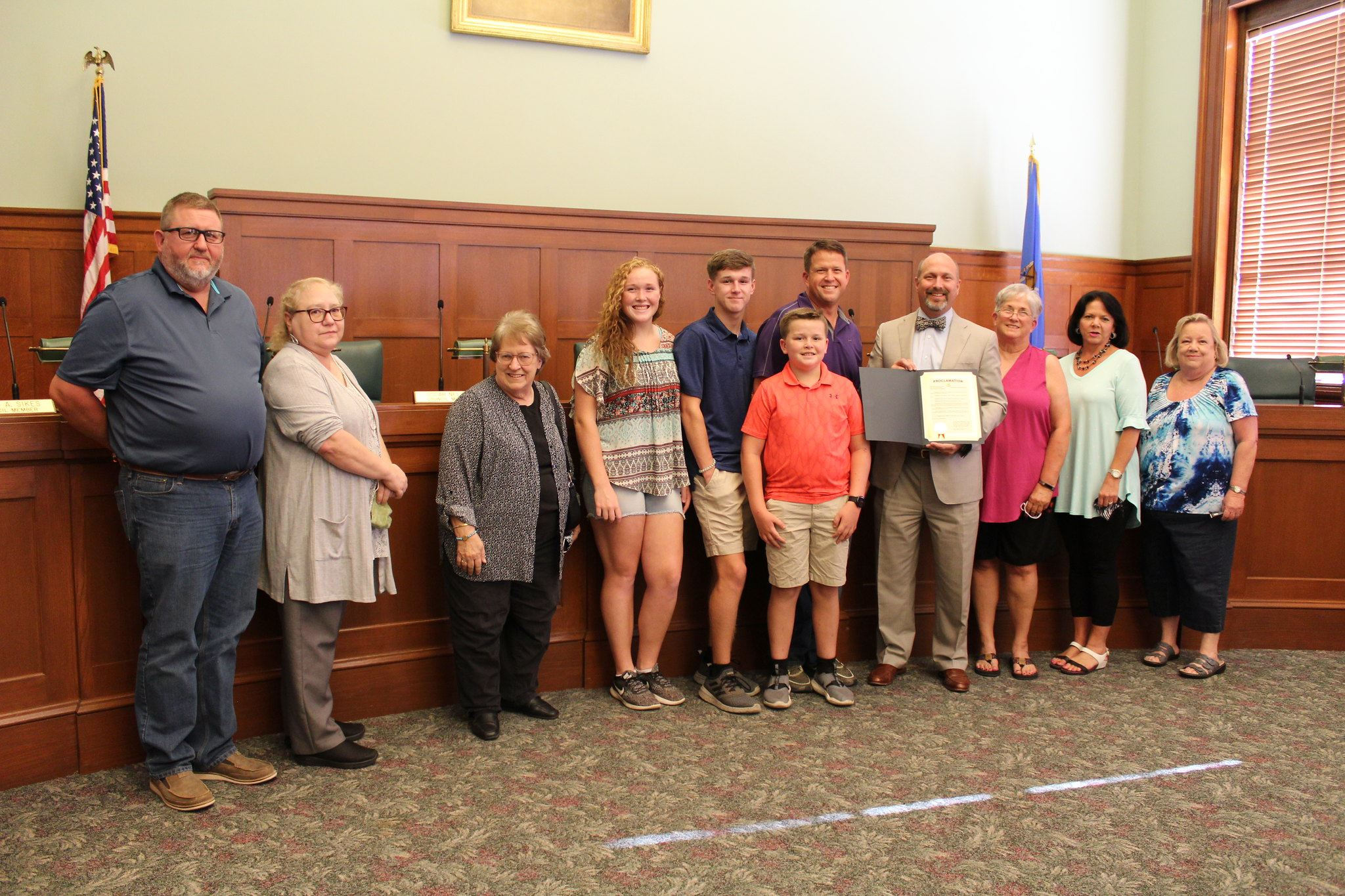 Bill Wallace Proclamation
